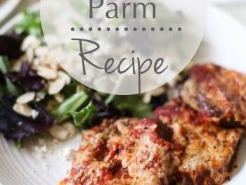 Recipe: Eggplant Parm