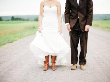 Our Rustic Farm Wedding