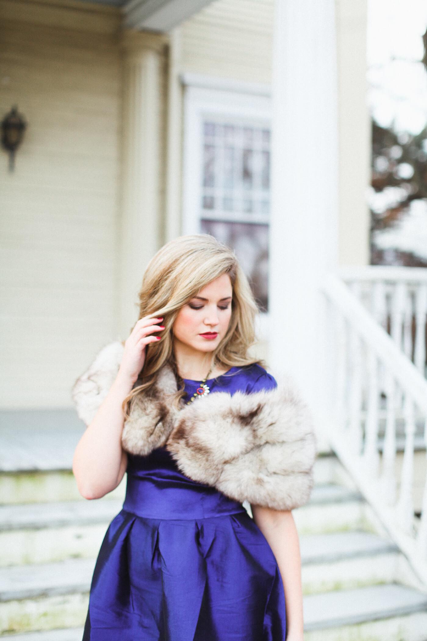 e1beb78a3db Shabby Apple Holiday Dress    50 Giveaway - Samantha Elizabeth