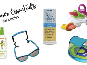 Summer Essentials for Babies
