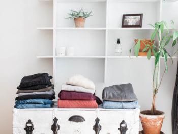 Capsule Wardrobe: Step 1 + Organize and Purge