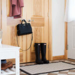 Simple Budget-Friendly Entryway: Before and After Photos