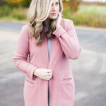 Capsule Wardrobe Outfit: The Statement Coat & Brown Loafers