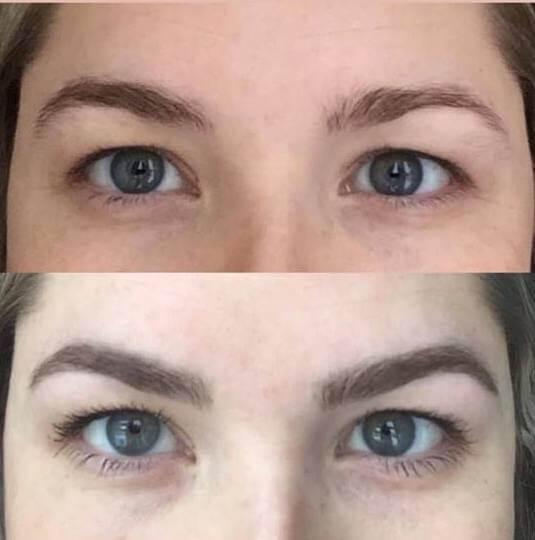 My Experience With Eyebrow Microblading Samantha Elizabeth
