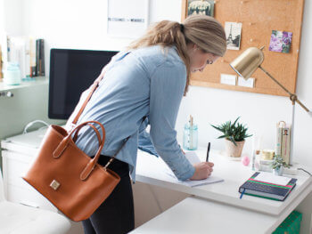 Simplifying My Purse + And What 11 Women Keep In Their's