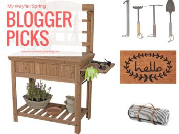My Wayfair Spring Blogger Picks