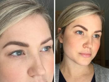 Microbladed Eyebrows + The Final Look