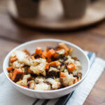 Recipe: Mushroom Risotto Buddha Bowls