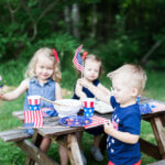 Fourth of July Toddler Party