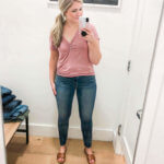 Try On Session: American Eagle Denim Fall 2018
