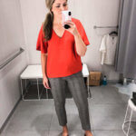 Try On Session: H&M + For The Working Woman