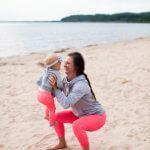 Simple Mommy and Me Workout