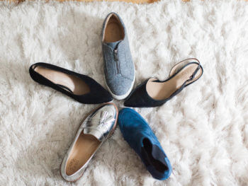 My 5 Favorite Shoes for Fall from Naturalizer