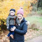 Winter Coats for Momma and Toddlers