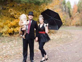 5 Steps to Creating a Family Halloween Costume from Goodwill for Under $30