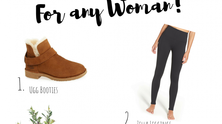 Holiday Gift Guide for Any Woman